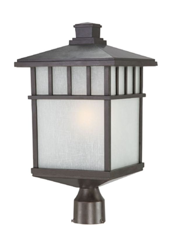 Dolan Designs 9118 One Light Post Fixture from the Barton Collection