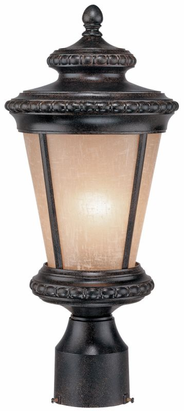 Dolan Designs 9132 1 Light Post Light from the Edgewood Collection