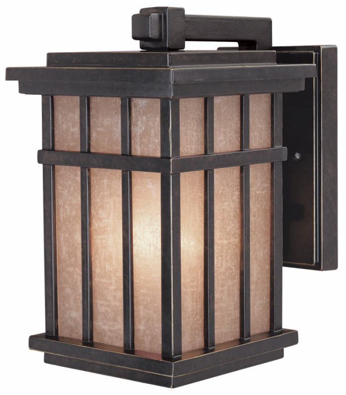 Dolan Designs 9140 Craftsman / Mission 1 Light Outdoor Wall Sconce