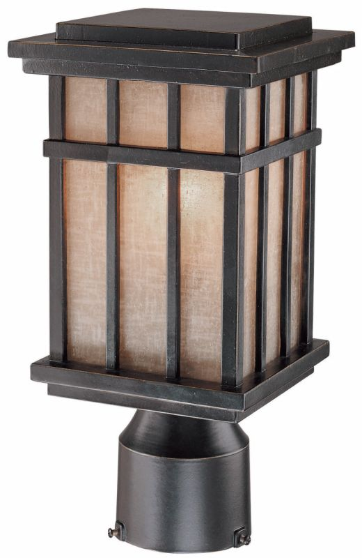 Dolan Designs 9141 Craftsman / Mission 1 Light Post Light from the