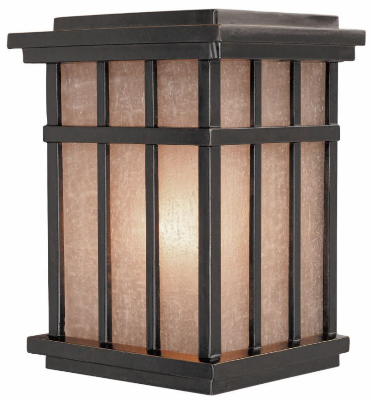 Dolan Designs 9142 Craftsman / Mission 1 Light Outdoor Wall Sconce