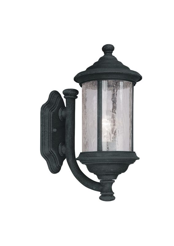 Dolan Designs 915 1 Light Outdoor Wall Sconce from the Walnut Grove