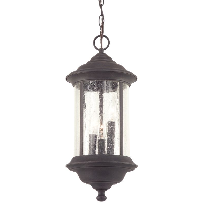 Dolan Designs 919 3 Light Outdoor Pendant from the Walnut Grove