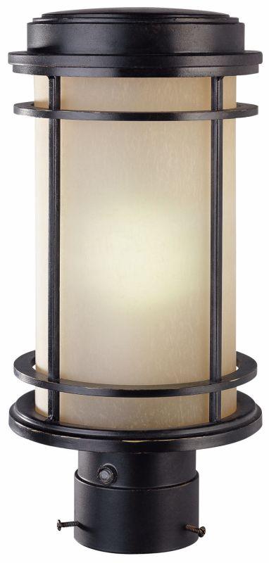 Dolan Designs 9206 Energy Star Rated Craftsman / Mission Post Light