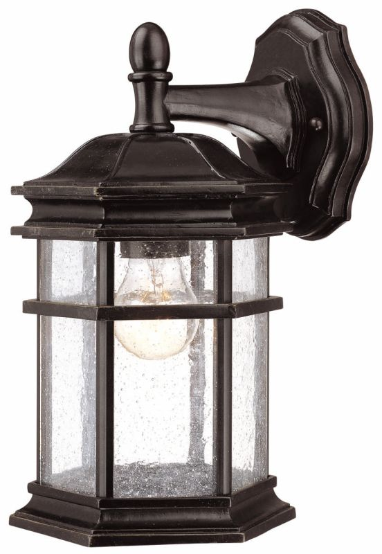 Dolan Designs 9230 1 Light Outdoor Wall Sconce from the Barlow