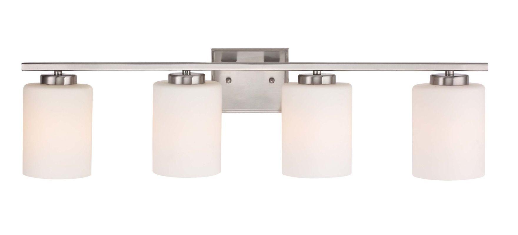 Dolan Designs 3884 4 Light Bathroom Vanity Light - 28.5 Inches Wide