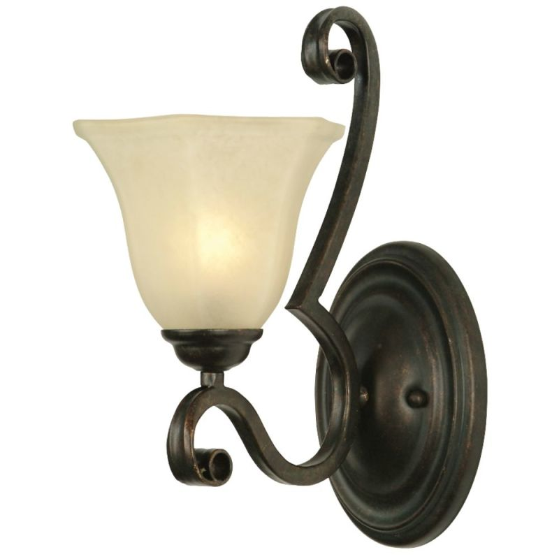 Dolan Designs 4771 Up Lighting Wall Sconce from the Winston Collection