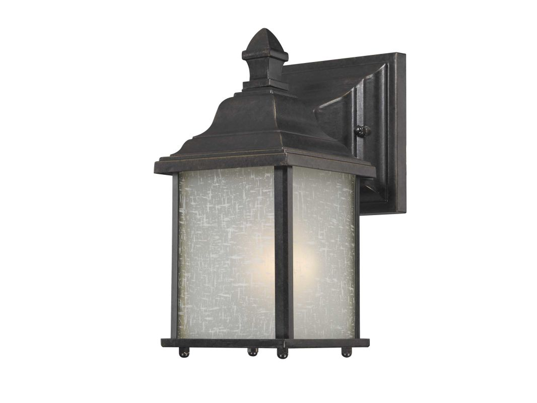 "Dolan Designs 930 Charleston 1 Light 9"" Height Outdoor Wall Sconce"
