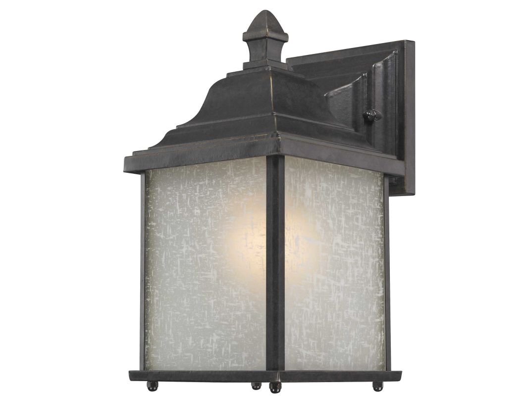 "Dolan Designs 931 Charleston 1 Light 10.5"" Height Outdoor Wall Sconce"