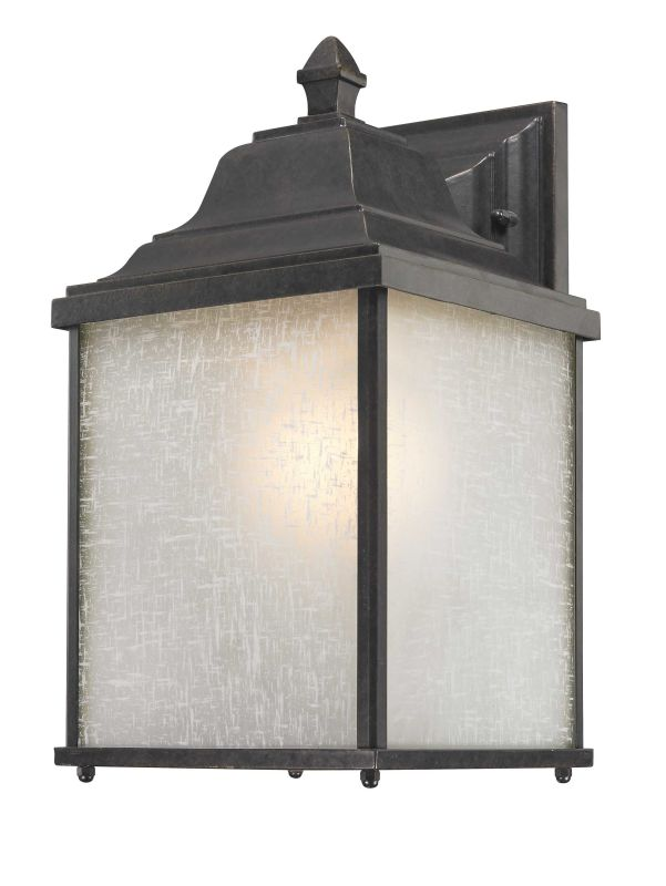 "Dolan Designs 935 Charleston 1 Light 13"" Height Outdoor Wall Sconce"