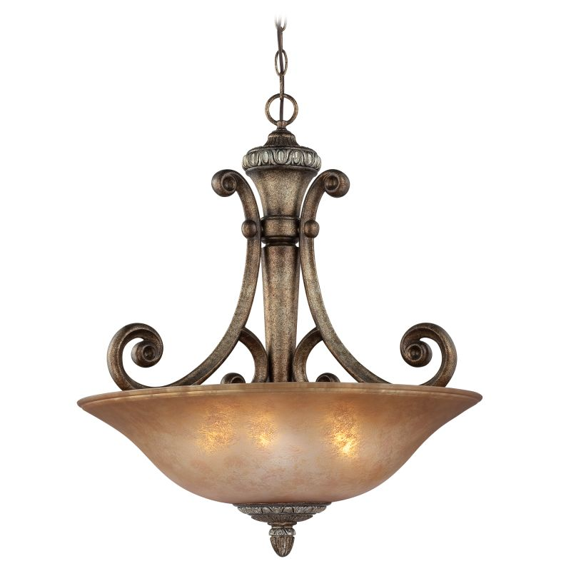 Dolan Designs 2404 Pendant from the Carlyle Collection Verona Indoor