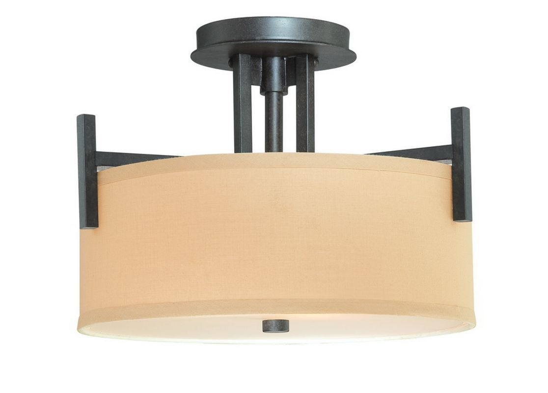 Dolan Designs 2945 2 Light Up / Down Light Semi-Flush Ceiling Fixture Sale $163.00 ITEM: bci1890576 ID#:2945-34 UPC: 765641013368 :