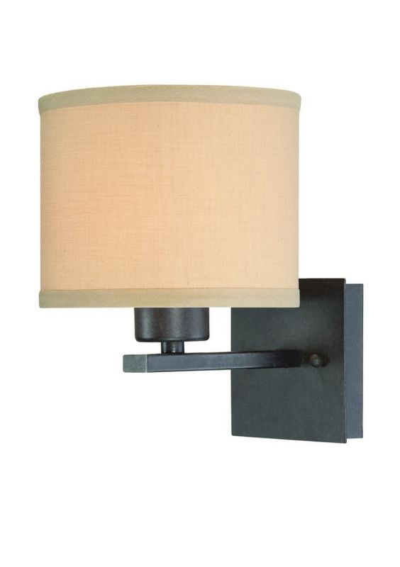 Dolan Designs 2946 1 Light Ambient Light Wall Sconce from the Tecido