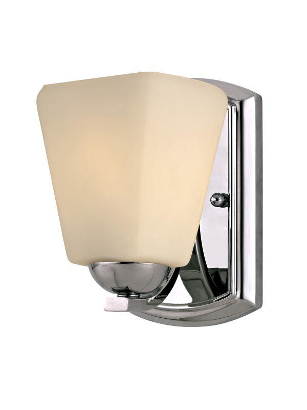 Dolan Designs 3371 Hammond 1 Light Wall Sconce Chrome Indoor Lighting