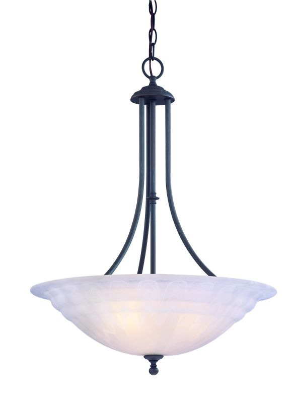 Dolan Designs 669 3 Light Down Light Bowl Pendant from the Richland Sale $285.00 ITEM: bci1890635 ID#:669-30 UPC: 765641014693 :