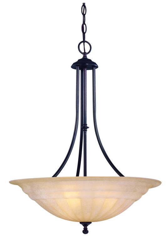 Dolan Designs 669 3 Light Down Light Bowl Pendant from the Richland Sale $285.00 ITEM: bci1890636 ID#:669-78 UPC: 765641014709 :