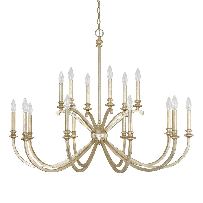 "Donny Osmond Home 4740-000 16 Light 40.75"" Wide Chandelier from the"