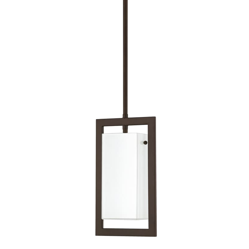 "Donny Osmond Home 4751-153 1 Light 6.75"" Wide Pendant from the Tahoe"