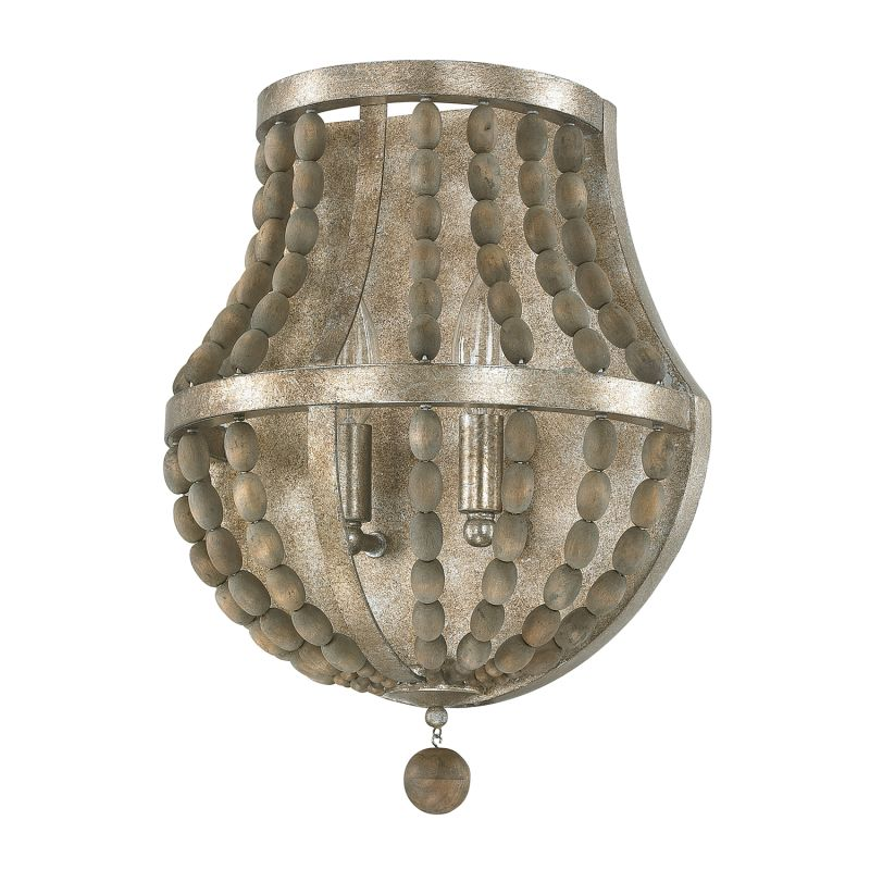 """Donny Osmond Home 4792 2 Light 14.38"""" Tall Wall Sconce from the Lowell"""