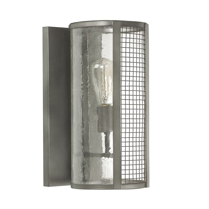 """Donny Osmond Home 4853 1 Light 13.5"""" Tall Wall Sconce from the Davis"""