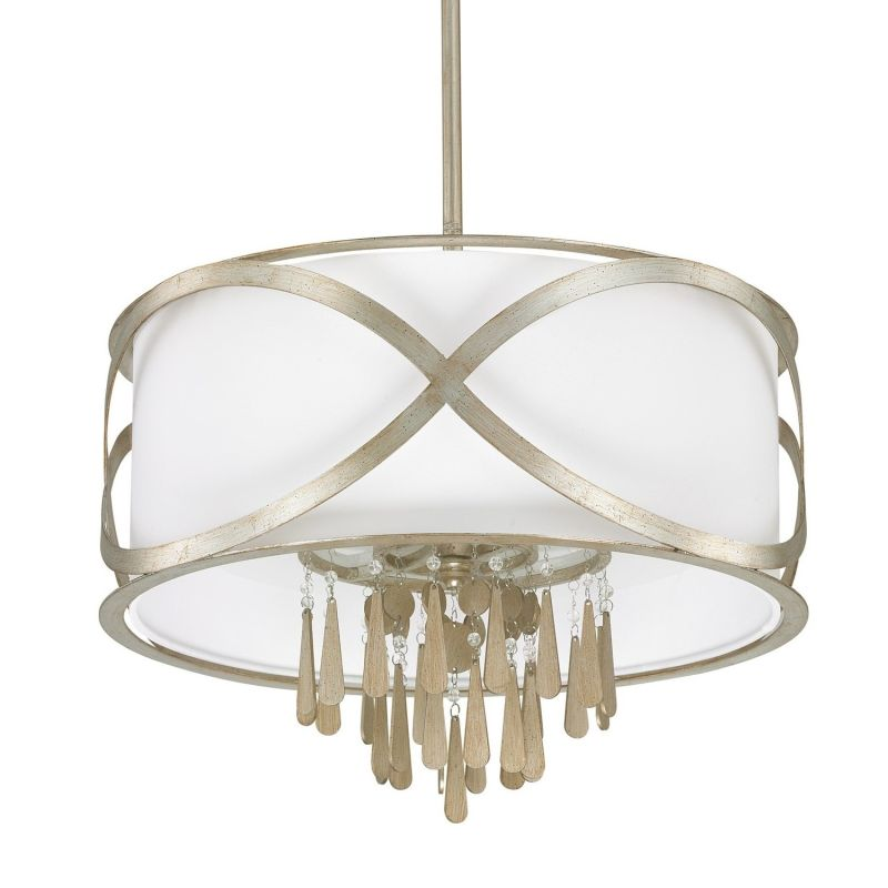 "Donny Osmond Home 4964-617 4 Light 21.5"" Wide Pendant from the"