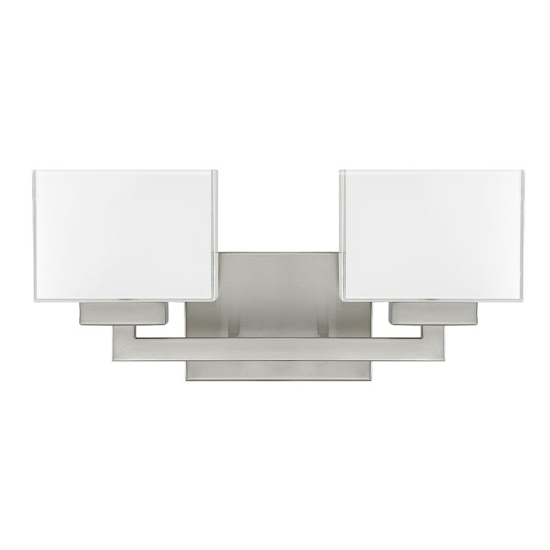 """Donny Osmond Home 8342-155 2 Light 16"""" Wide Bathroom Fixture from the"""