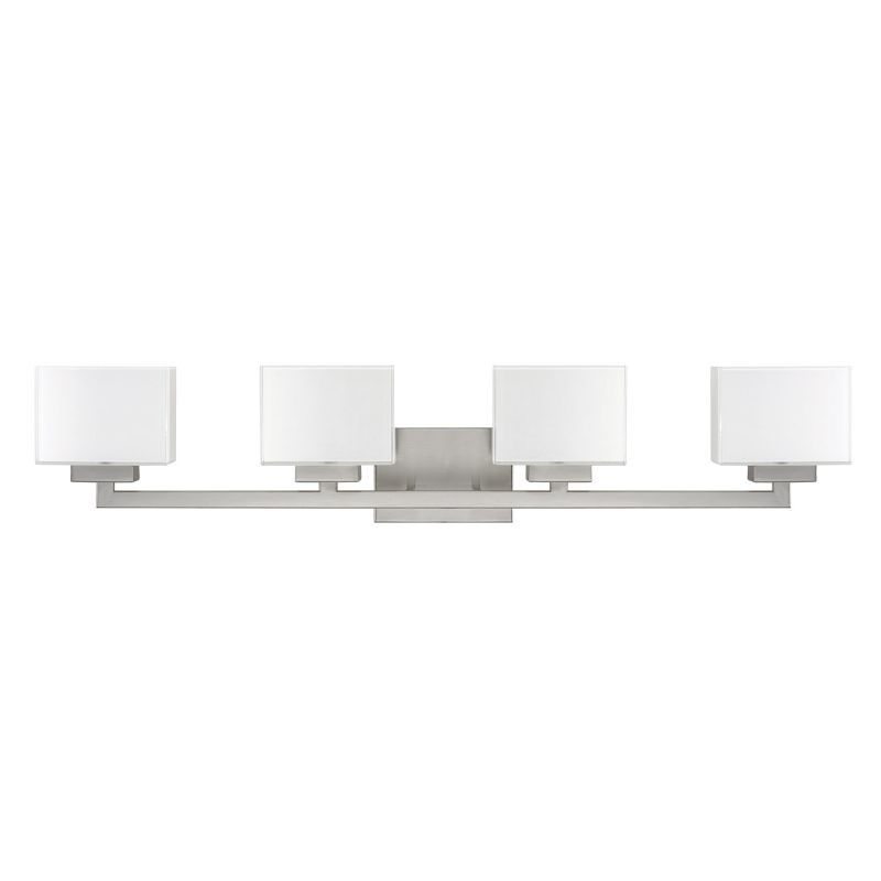 """Donny Osmond Home 8344-155 4 Light 36"""" Wide Bathroom Fixture from the"""