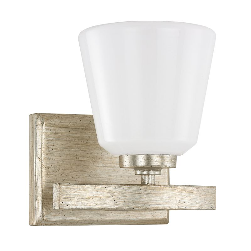 """Donny Osmond Home 8531-300 1 Light 8"""" Tall Bathroom Sconce from the"""