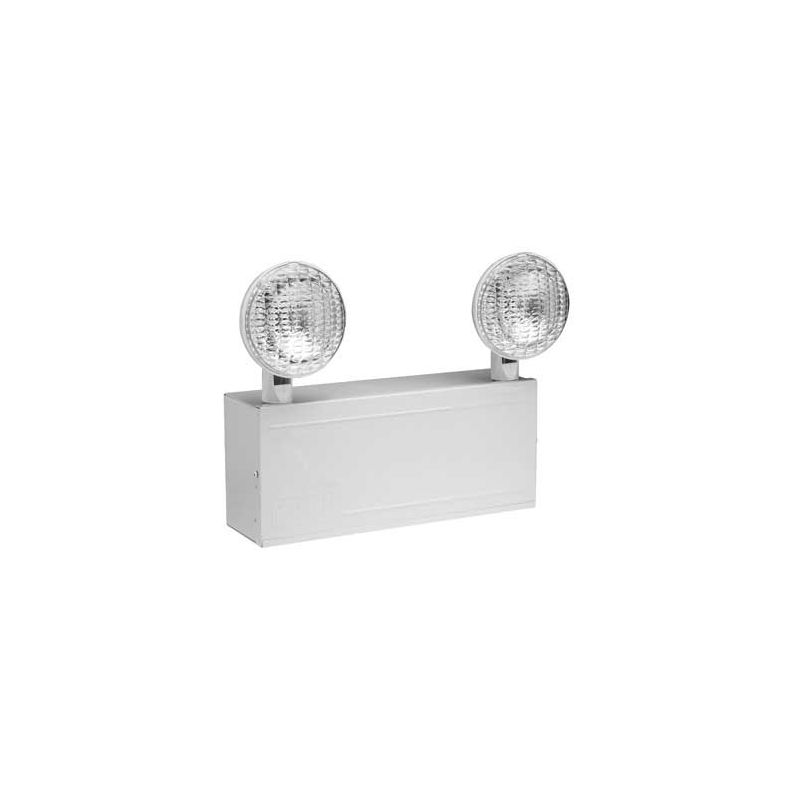 Dual-Lite LM40-12V-AHDSW1218 12V Emergency Light with Steel Housing