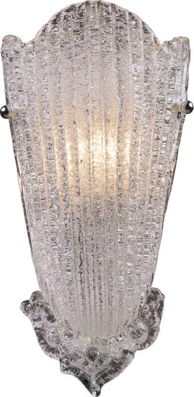 ELK Lighting 1510/1 Providence 1 Light Wall Sconce Antique Silver Leaf