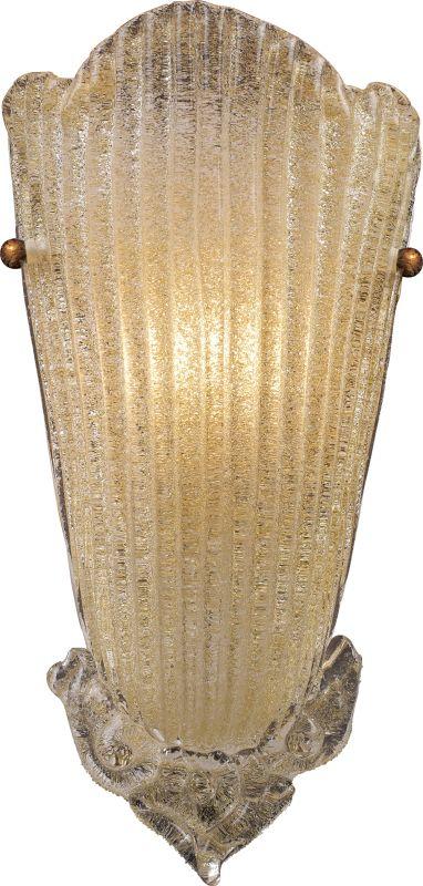 ELK Lighting 1520/1 Providence 1 Light Wall Sconce Antique Gold Leaf
