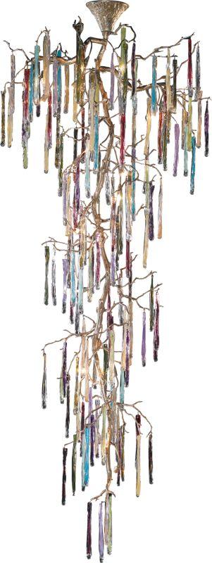 ELK Lighting 1708/21 Stalavidri 21 Light 6 Tier Crystal Chandelier Sale $27898.00 ITEM: bci574267 ID#:1708/21 UPC: 748119170824 :