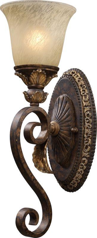 ELK Lighting 2150/1 Regency 1 Light Wall Sconce Burnt Bronze Indoor Sale $188.00 ITEM: bci574272 ID#:2150/1 UPC: 748119215013 :