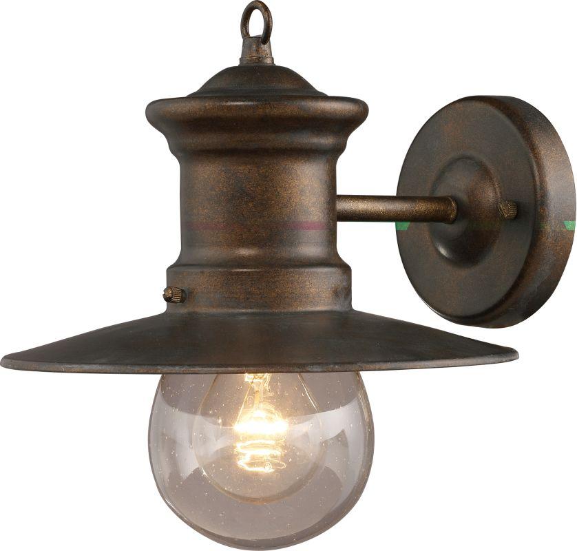 ELK Lighting 42005/1 Maritime 1 Light Outdoor Wall Sconce Hazelnut