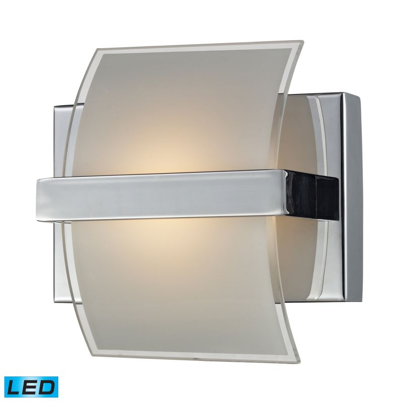 "ELK Lighting 81030/1 Epsom 1 Light 7"" ADA Compliant LED Bathroom"
