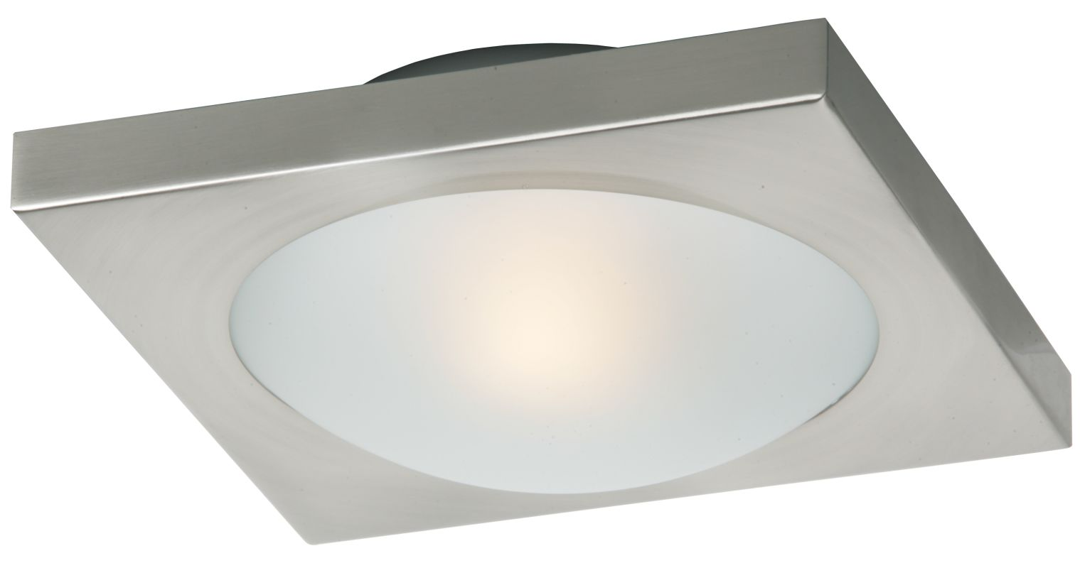 ET2 E20530-09 Satin Nickel Contemporary Piccolo Ceiling Light