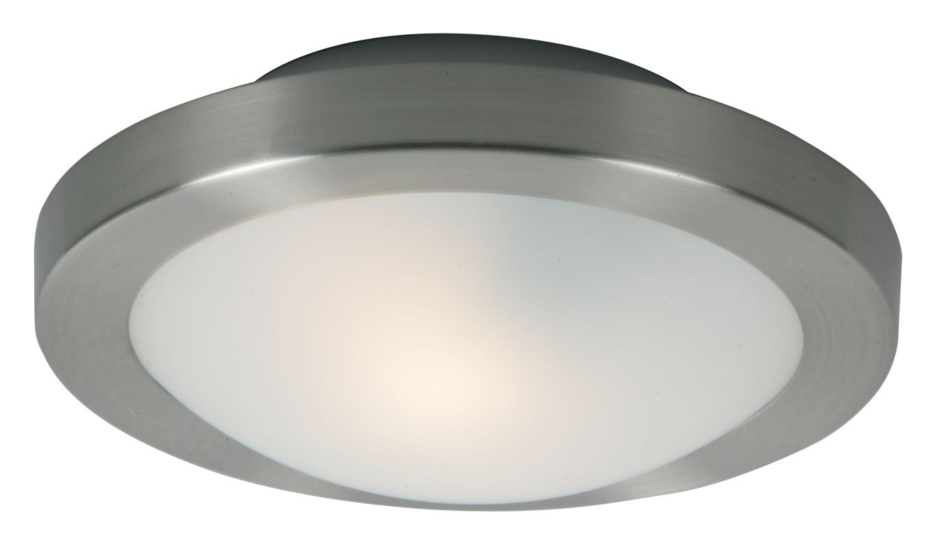 ET2 E20531-09 Satin Nickel Contemporary Piccolo Ceiling Light