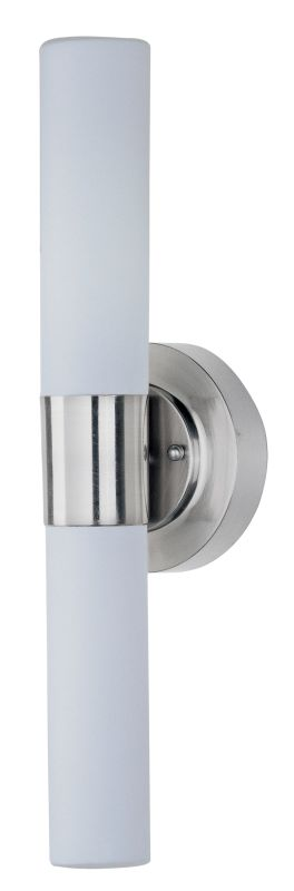 ET2 E63007-11 Satin Nickel Contemporary Cilandro Wall Sconce