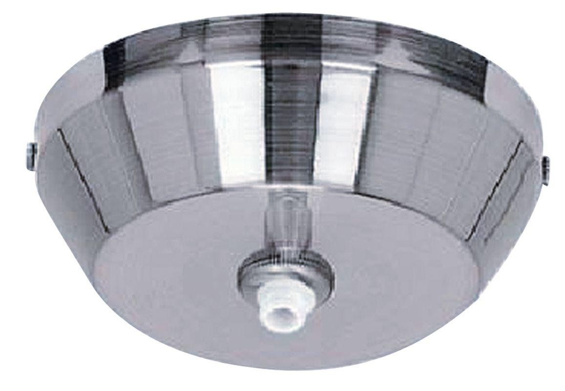 ET2 EC85000 LED RapidJack 1 Light Canopy Satin Nickel Accessory