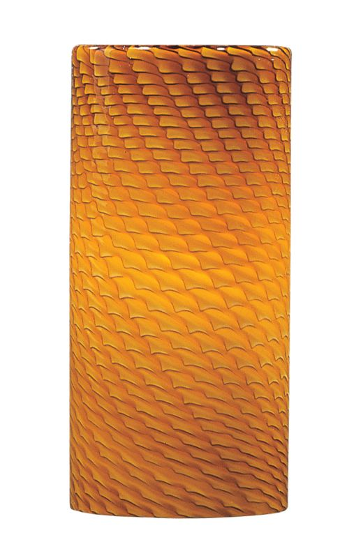 ET2 EG90514 Single Cylinder Glass Shade from the Carte Collection
