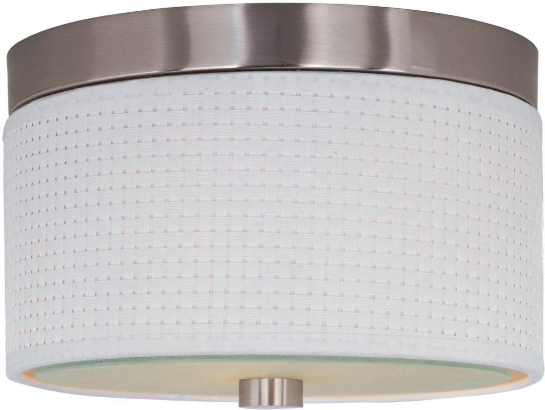 ET2 E95000-100SN Satin Nickel Contemporary Elements Ceiling Light