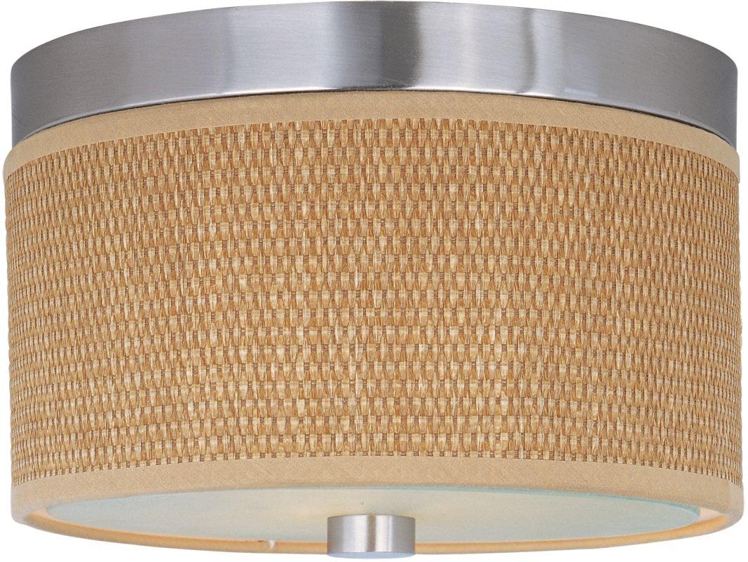 ET2 E95000-101SN Satin Nickel Contemporary Elements Ceiling Light