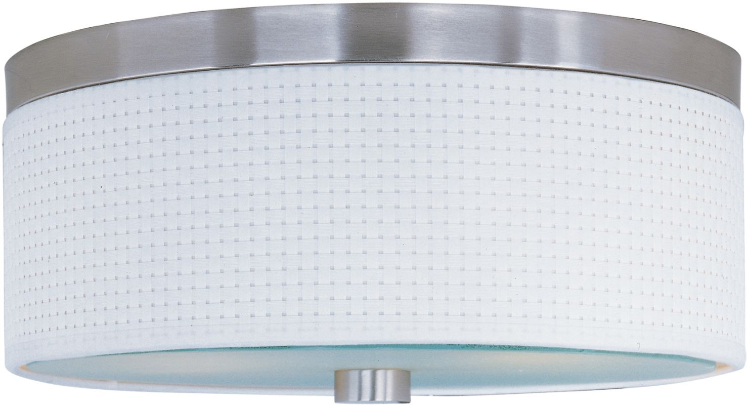 ET2 E95002-100SN Satin Nickel Contemporary Elements Ceiling Light Sale $184.00 ITEM: bci1675477 ID#:E95002-100SN UPC: 845094038368 :