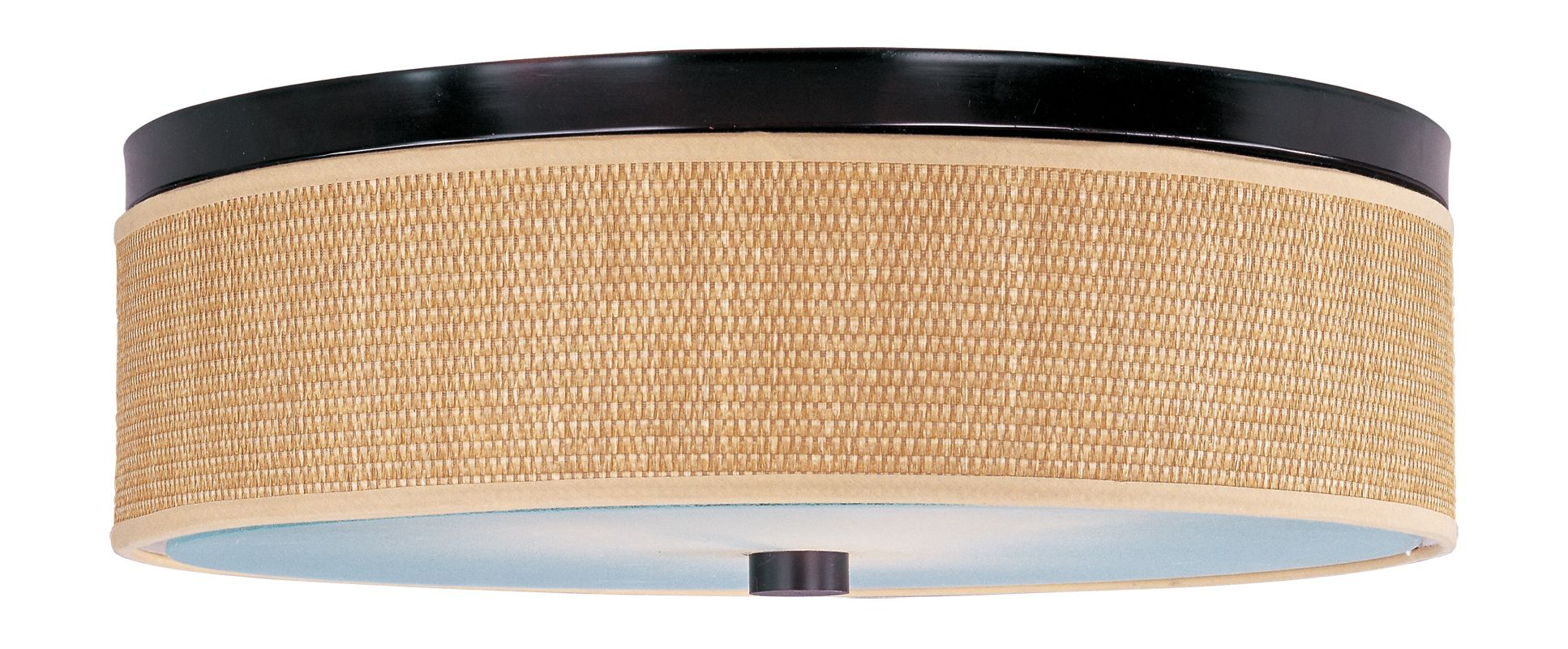 Shop Portfolio 3 Light Vassar Brushed Nickel Bathroom: ET2 E95004-101OI Oil Rubbed Bronze Elements 3-Bulb Flush