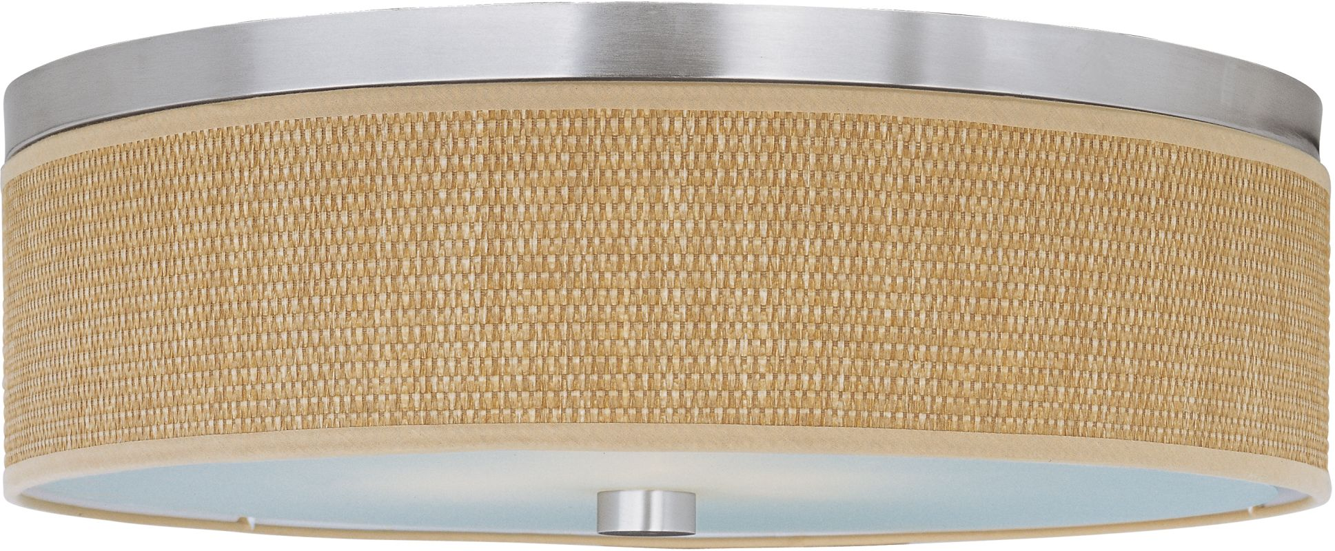 ET2 E95104-101SN Satin Nickel Contemporary Elements Ceiling Light