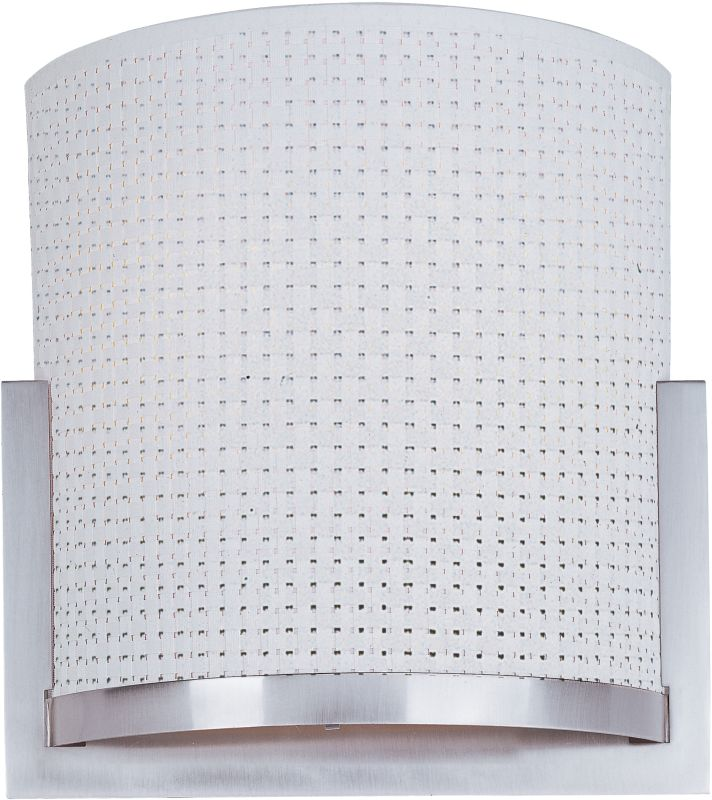 ET2 E95188-100SN Satin Nickel Contemporary Elements Wall Sconce