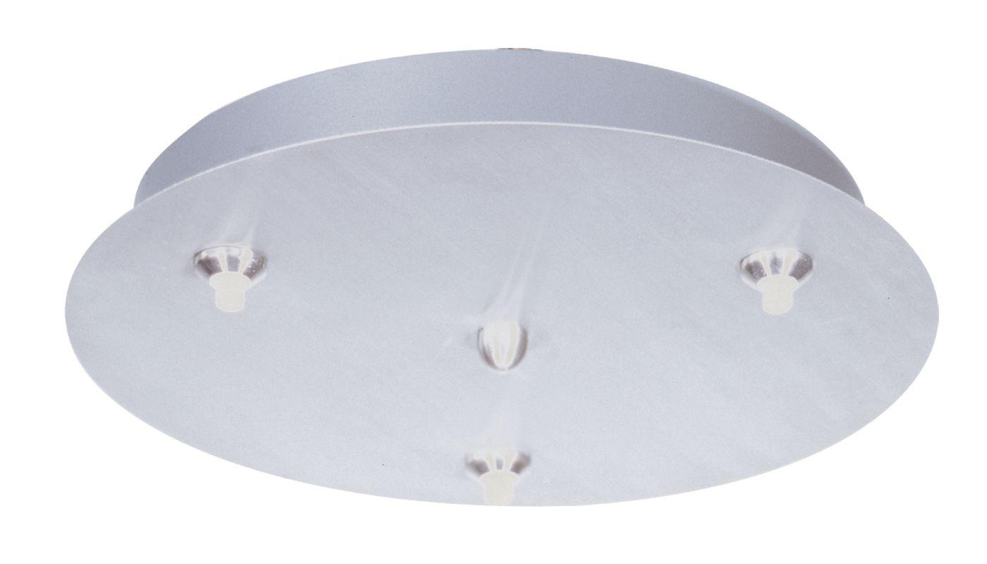 ET2 EC85003 LED RapidJack 3 Light Canopy Satin Nickel Accessory Sale $198.00 ITEM: bci2558312 ID#:EC85003-SN UPC: 845094067955 :
