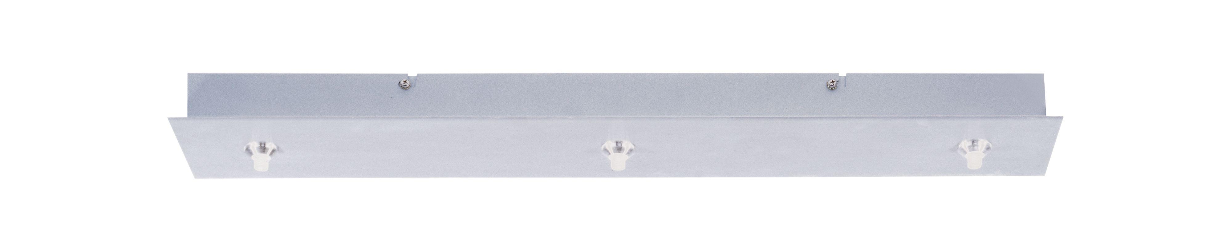 ET2 EC85013 LED RapidJack 3 Light Canopy Satin Nickel Accessory Sale $200.00 ITEM: bci2558316 ID#:EC85013-SN UPC: 845094067993 :