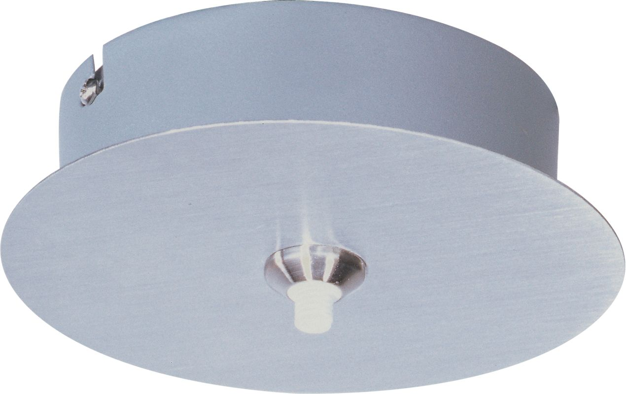 ET2 EC95001 RapidJack 1 Light Canopy Satin Nickel Accessory Canopies