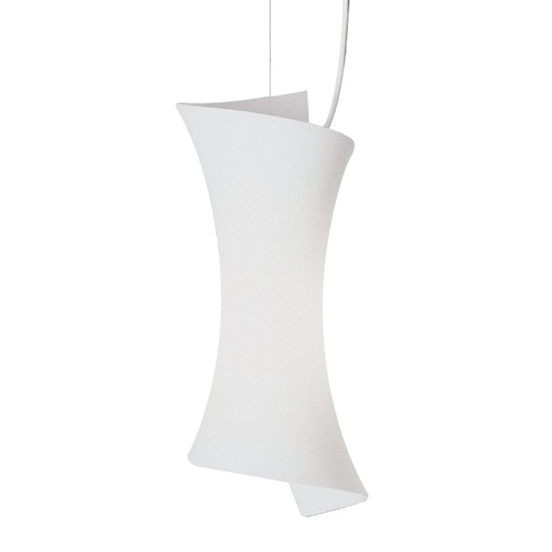 ET2 E20420-09 Frost White Contemporary Conico Pendant